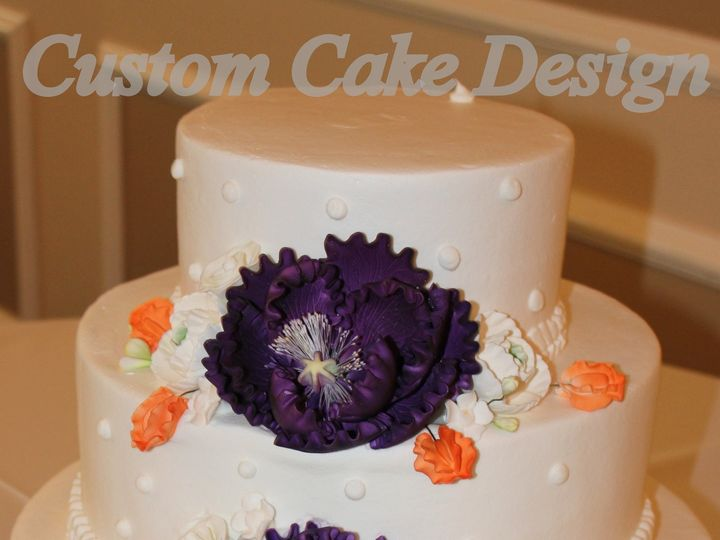 Tmx 1385157313061 11 Gaithersburg, District Of Columbia wedding cake