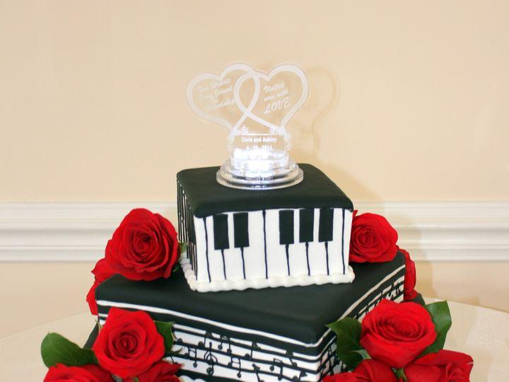 Tmx 1398971321252 Cake 2 Gaithersburg, District Of Columbia wedding cake