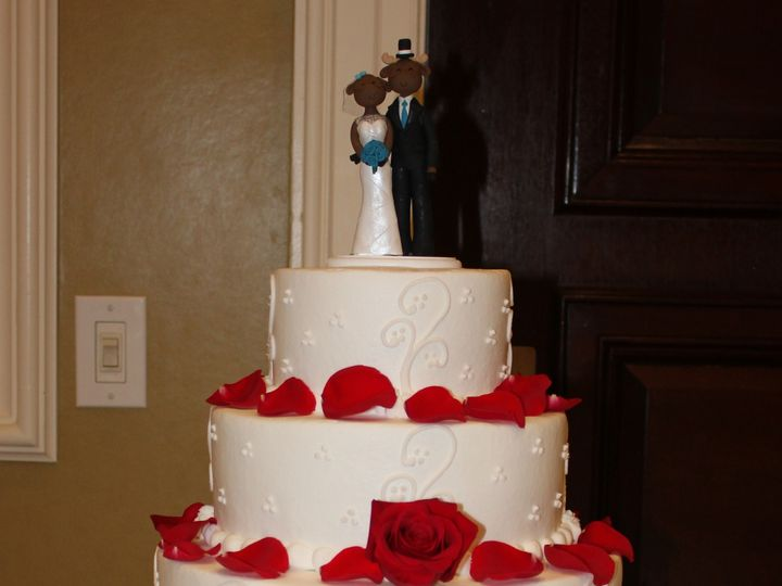 Tmx 1400008926447 Img327 Gaithersburg, District Of Columbia wedding cake
