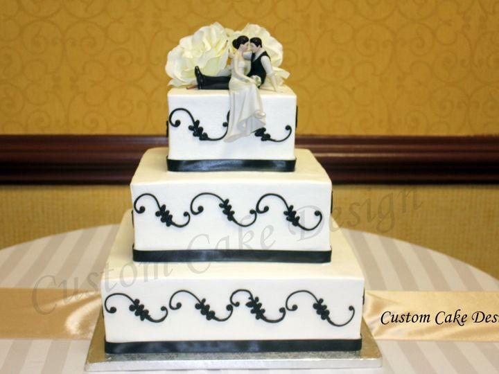 Tmx 1400870963688 Img355 Gaithersburg, District Of Columbia wedding cake
