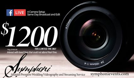 Symphoni Streaming Events 1