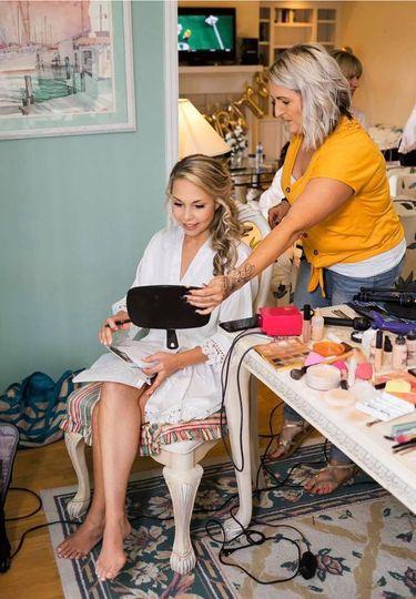 Savannah Makeup