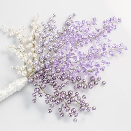 Lavender boutonnière