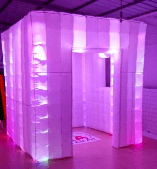 Photo Booth LED Enclosure