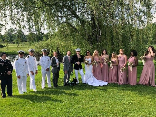 Tmx Bridal Party Outside On Golf Course 51 563091 1556827904 Kenilworth, NJ wedding venue