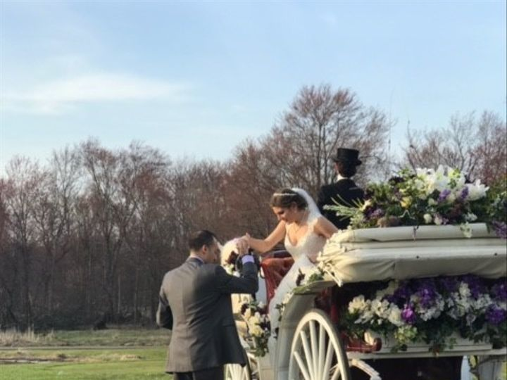 Tmx Bride Horse And Carriage 51 563091 1556827904 Kenilworth, NJ wedding venue