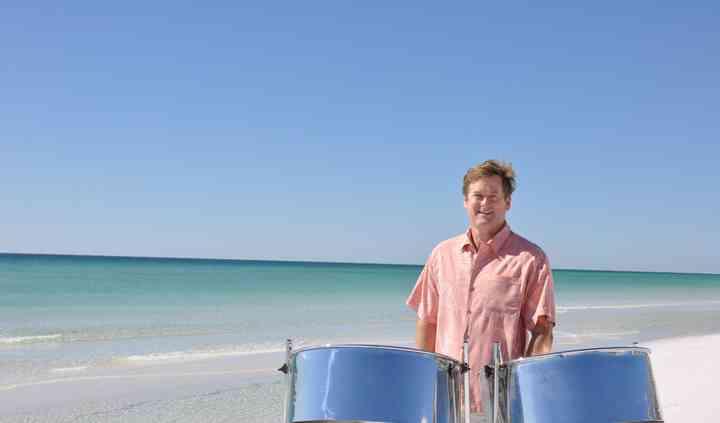 Mitch Rencher Steel drum Artist