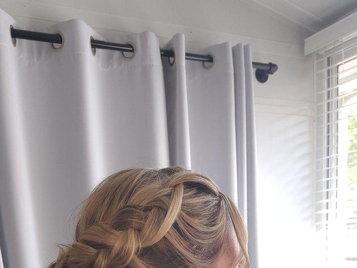 Tmx Wedding Hair2 51 1104091 162249259959186 Vineland, NJ wedding beauty