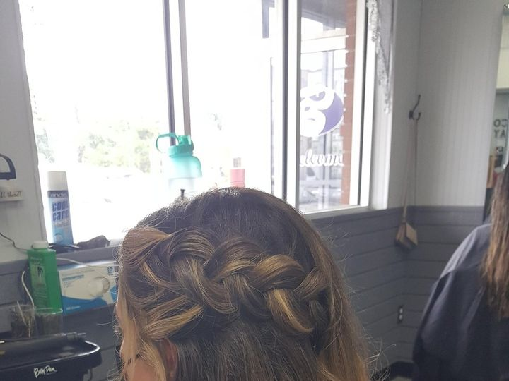 Tmx Wedding Hair 51 1104091 162249259944414 Vineland, NJ wedding beauty
