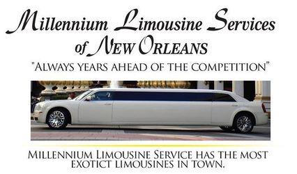 Millennium Limousine Service of New Orleans