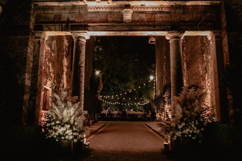 A dreamy tuscan Wedding