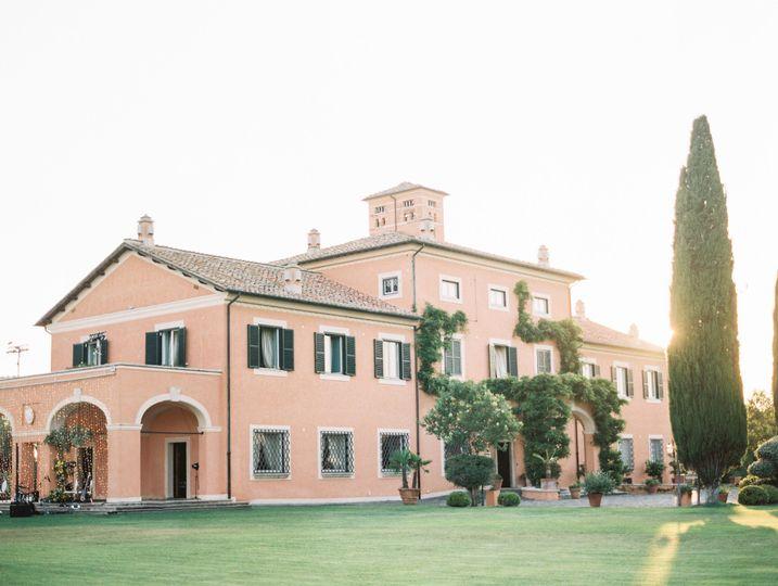 A fairy Villa in Rome