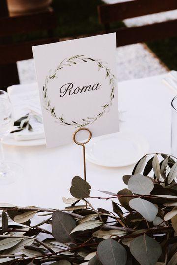 Luxury Wedding in Rome