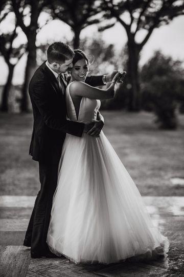 Fairy Tale Wedding in Rome