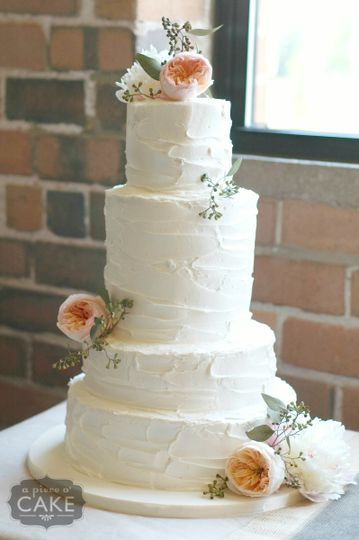 karrie joeys wedding cake