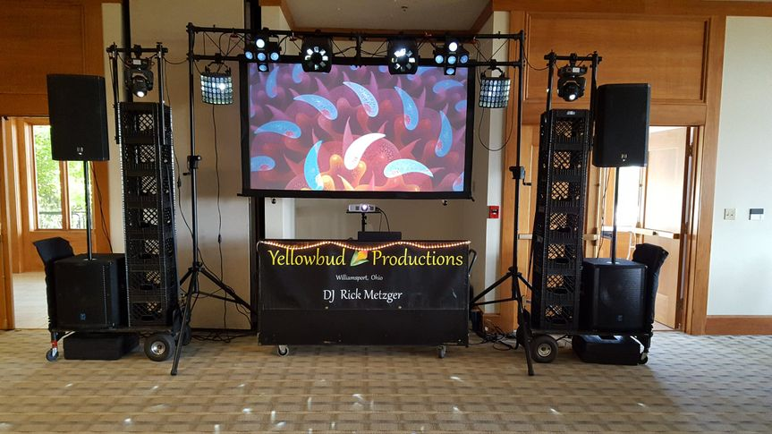 Dance floor visualizations