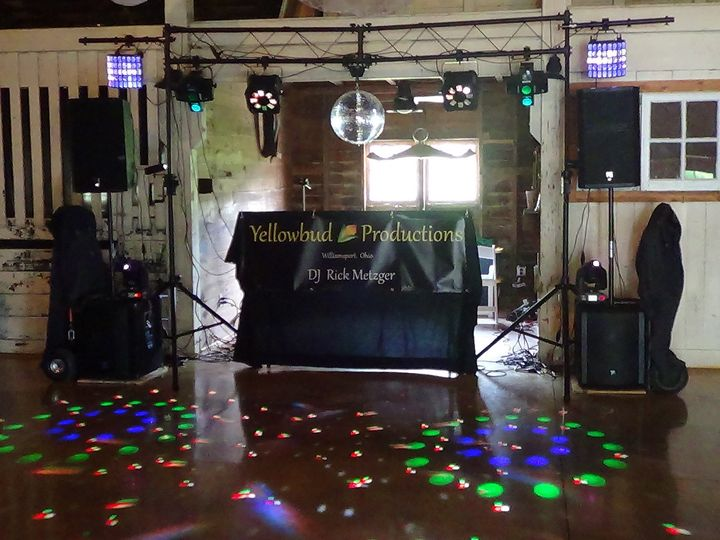Tmx 1447013357544 Yellowbud Productions Setup At Little Brook Meadow Williamsport, OH wedding dj