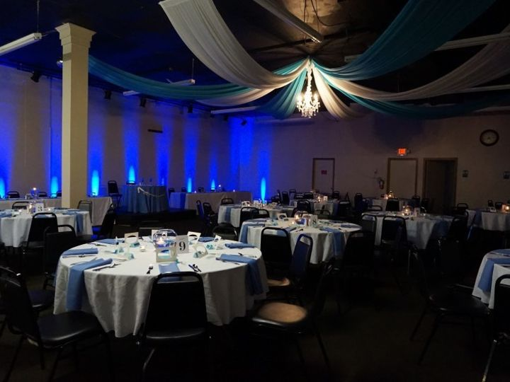 Tmx 1494371698344 Sealushandwhiteceiling Columbus, Ohio wedding eventproduction