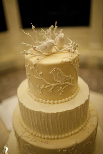 For Goodness Cakes - Wedding Cake - Charlotte, NC - WeddingWire