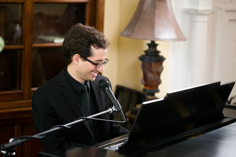 Playing for the guests