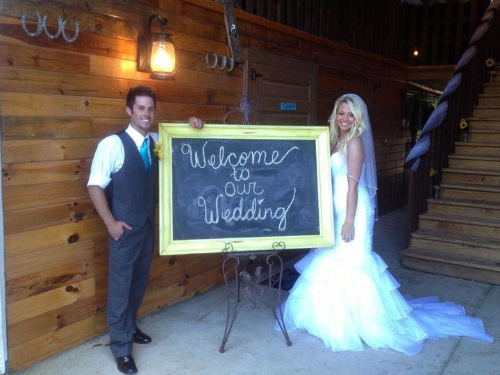 Tmx 1451753205775 Welcome To Our Wedding Sophia, NC wedding venue