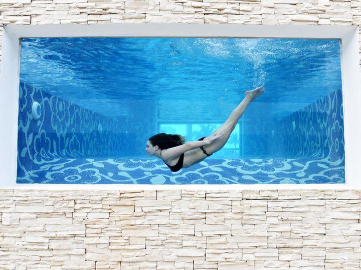Tmx Chic Mermaid Pool 51 1043191 Fishers, IN wedding travel
