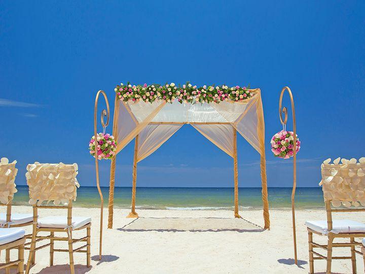 Tmx Royalton Riv Cun Wedding On Beach 51 1043191 Fishers, IN wedding travel
