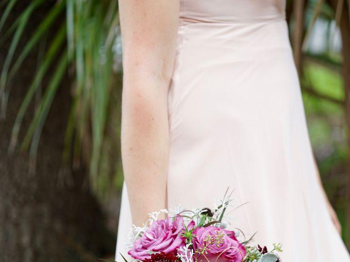 Tmx 1471447924623 Pinkandburgundybridalbouquetenvironmental2 Scranton, PA wedding florist