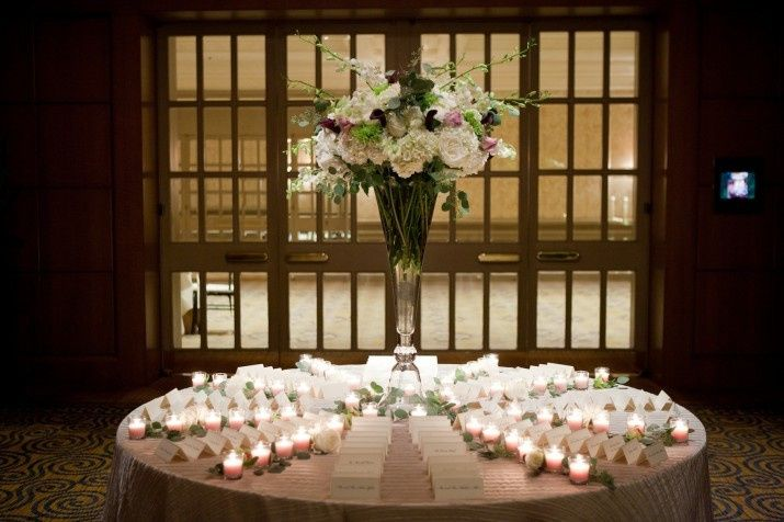place card table champagne four seasons boston1 71