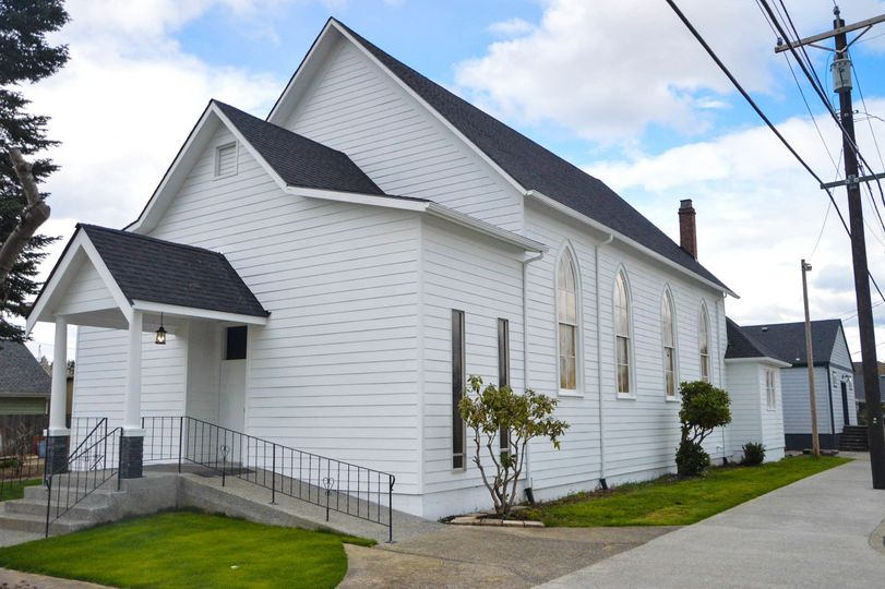 The 1915 chapel