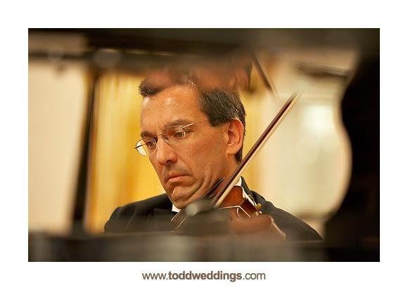 Jack Griffin, violinist