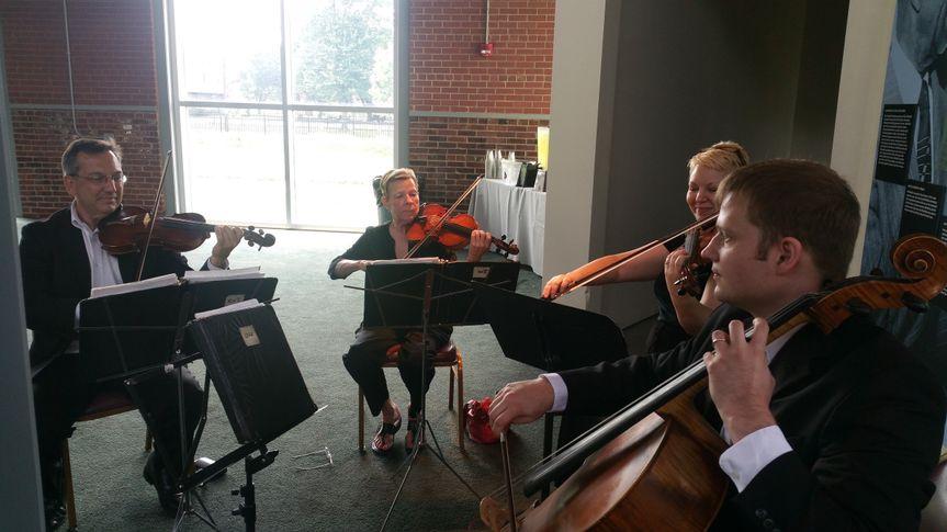 aahc string quartet