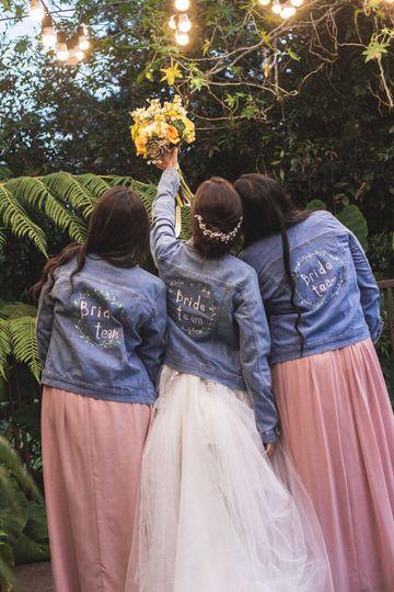 Bridesmaids goals