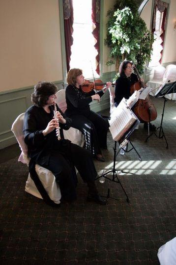 Frederick Flute-String Trio