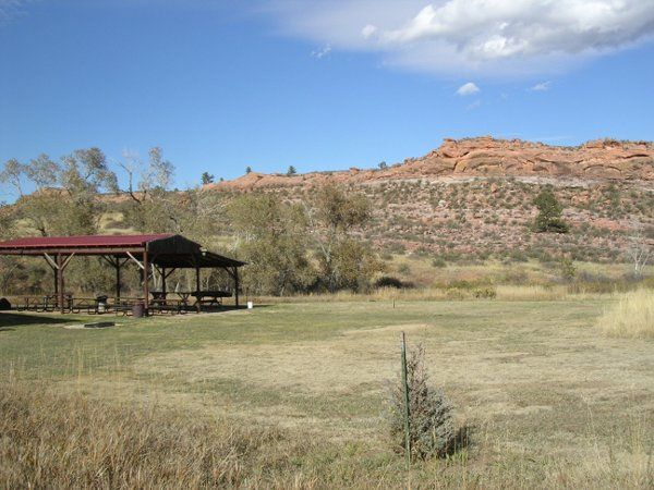Soldier Canyon Group Picnic Area (Lory State Park)