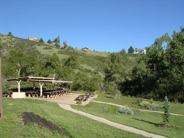 Timber Group Picnic Area (Lory State Park)