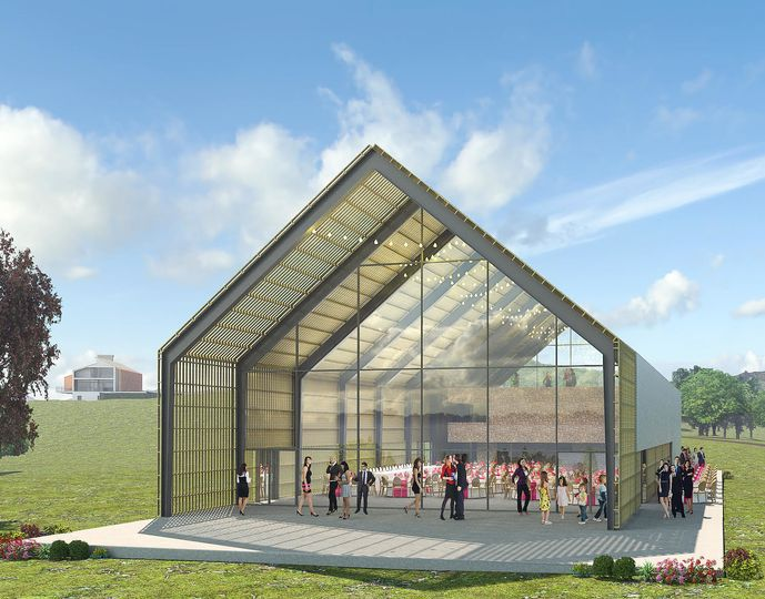 Cedar Pavilion large event center