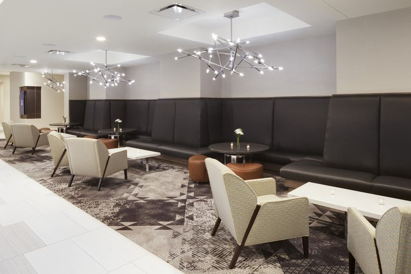 Communal Lobby Lounge