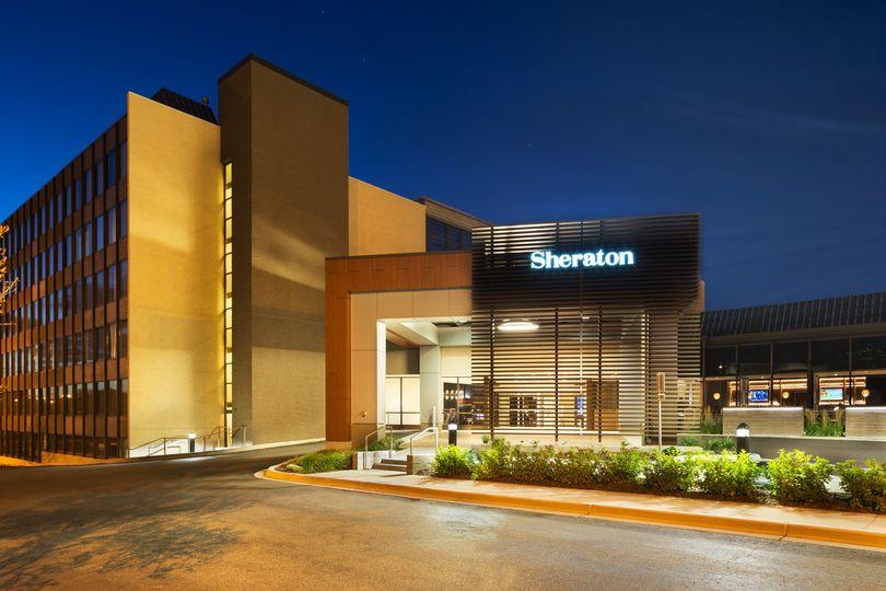 sheraton bloomington hotel venue bloomington mn