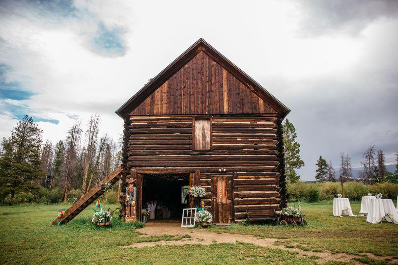 Barn Front