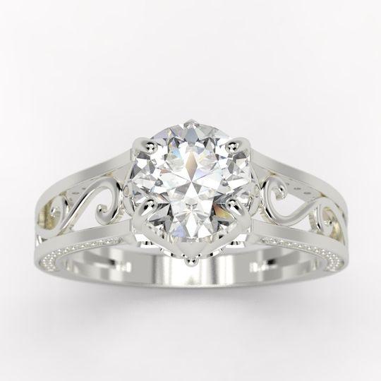 Big diamonds