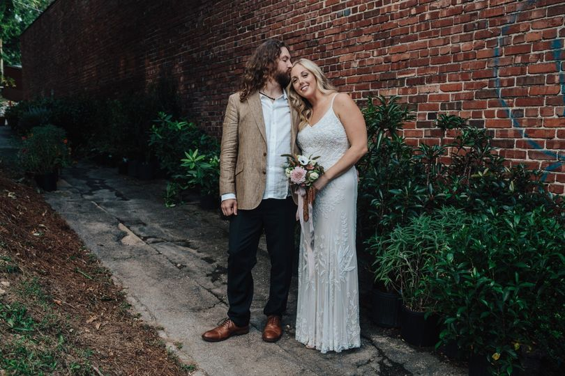 A Birmingham, Alabama Wedding