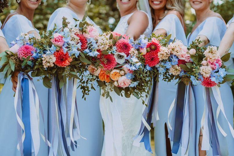 Bayfield, WI Tented Wedding