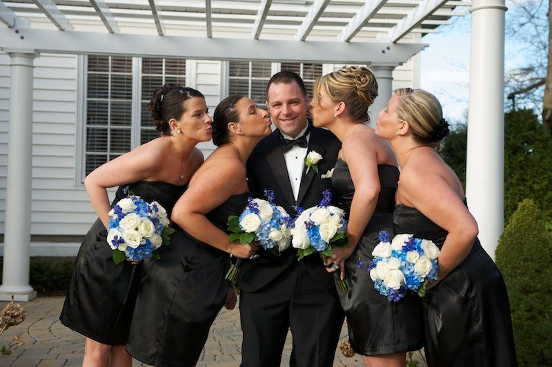 Have fun! It is your wedding day after all. Our event coordinators take care of all the details on...