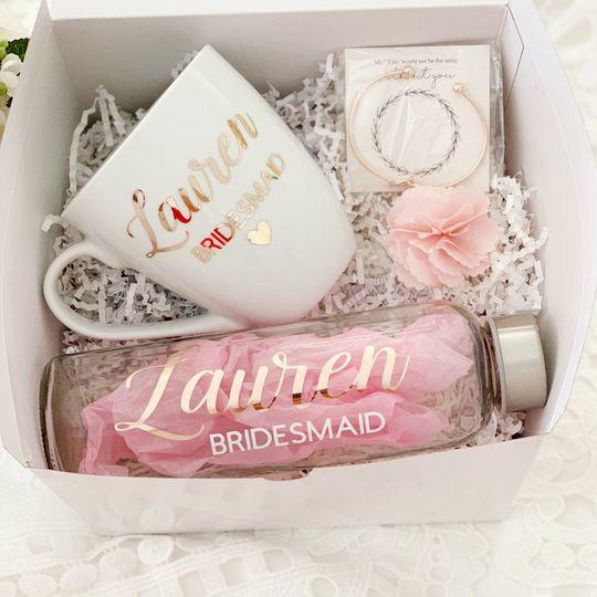 Proposal gift set
