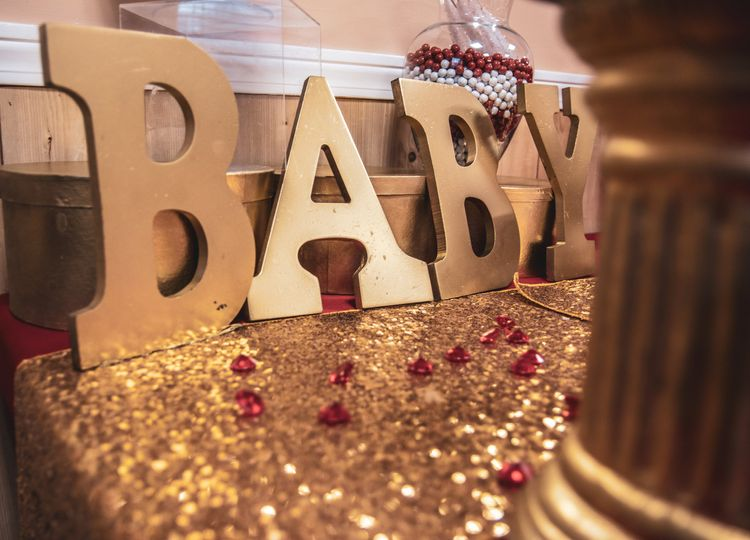 Babyshower located in brick nj