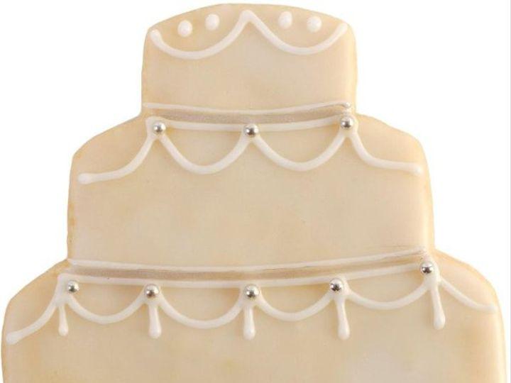 Tmx 1246237530796 WeddingCookie2 Houston wedding cake