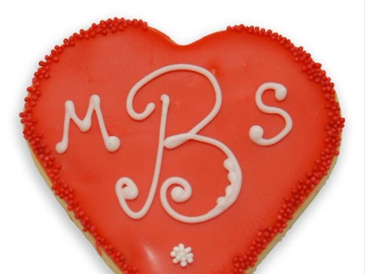 Tmx 1273006429504 HeartRedW Houston wedding cake