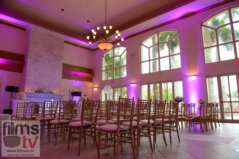 Doral Park Country Club Wedding Ceremony Amp Reception