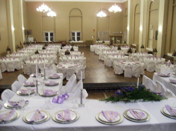 Grand Ballroom, view from stage